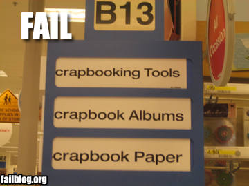 Fail-owned-scrapbooking-fail