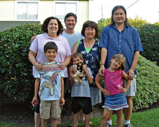 Case Family Picture 2009
